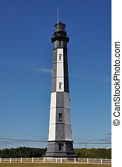 New Cape Henry Lighthouse, Virginia - New Cape Henry...