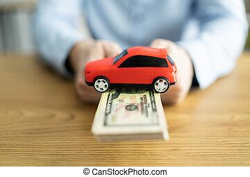 New Car Vehicle Money