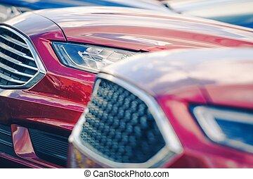 New Cars In Dealer Stock