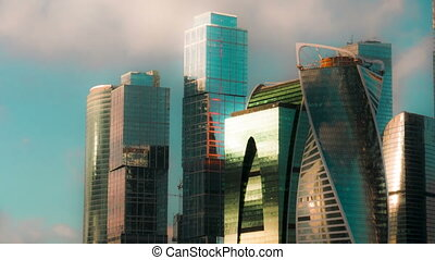 New City center , is situated on River in Central Federal District of European Russia