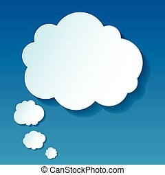 New cloud thoughts