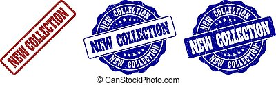 NEW COLLECTION Scratched Stamp Seals