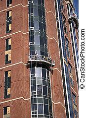 new condominium building
