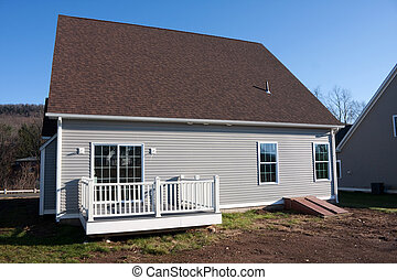 New Constructed Home with Porch