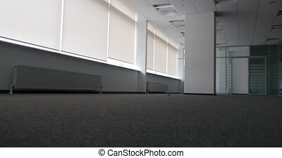 New customer occupy empty Offices.