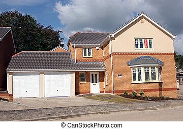 New Detached House For Sale