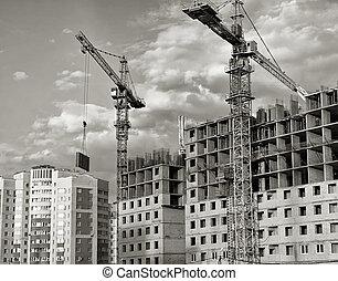 New development Lipetsk.