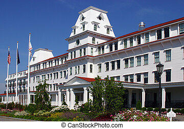New England Hotel - A historic hotel in New Hampshire