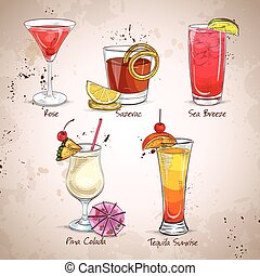 New Era Cocktail Set