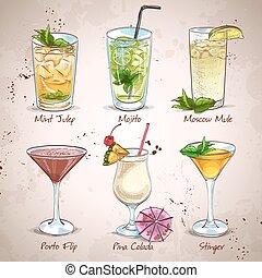 New Era Drinks Coctail Set