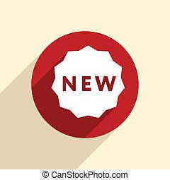 new., etichetta