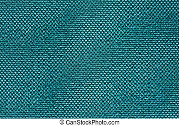 New fabric background in fabulous blue colour.