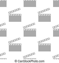 New Film seamless pattern