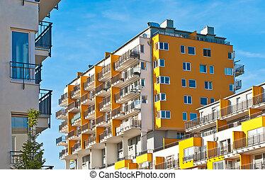 new flats in Prague