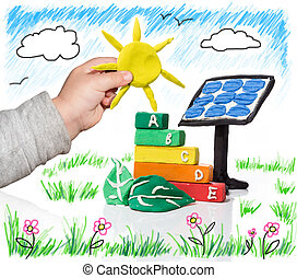 new generation that thinks of the photovoltaic