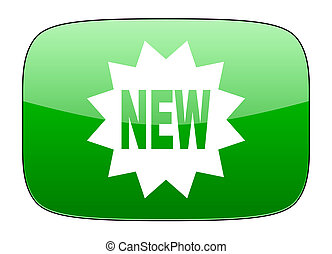 new green icon