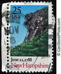 new hampshire, 1788