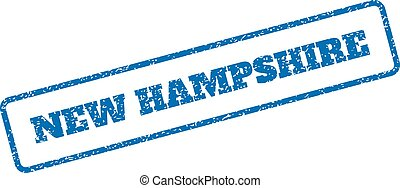 New Hampshire Rubber Stamp