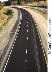 New highway construcition