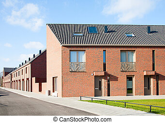 New housing