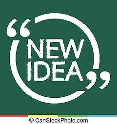 NEW IDEA Illustration design