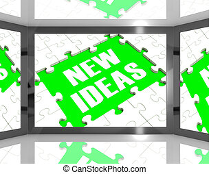 New Ideas On Screen Showing Improved Ideas