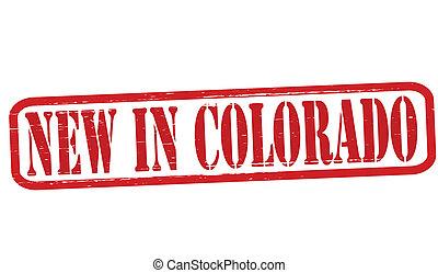 New in Colorado