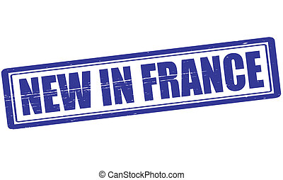 New in France
