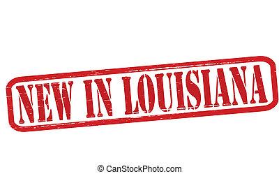 New in Louisiana
