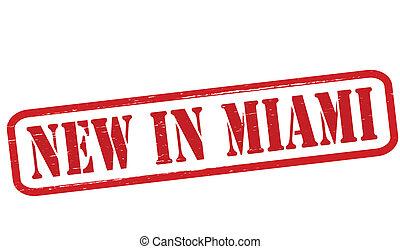New in Miami