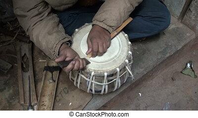 new indian tabla drum
