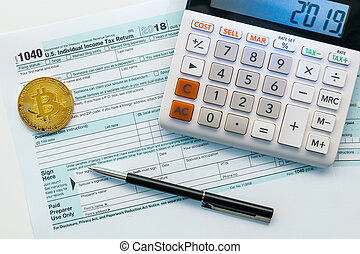 Is bitcoin investment loss a capital loss for us taxes