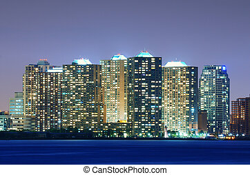 New Jersey - Apartments and high rises in Jersey City, New...