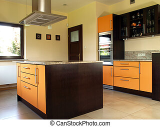 New kitchen - New and modern kitchen with spacious interior...