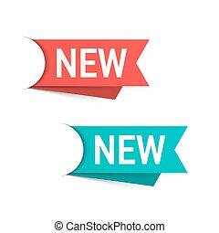 New labels