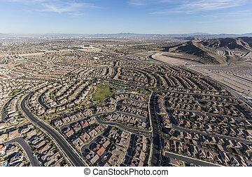 New Las Vegas Neighborhoods