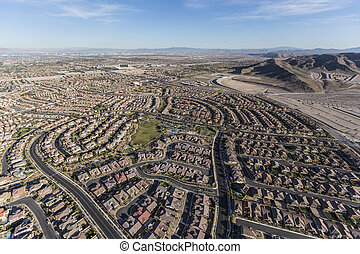 New Las Vegas Neighborhoods