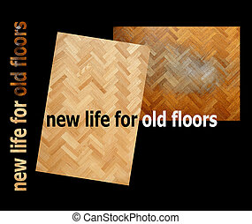 new life for old floors