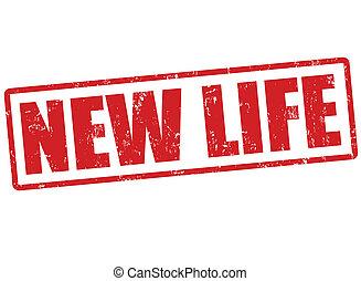 New life stamp