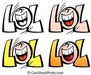 new lol smile