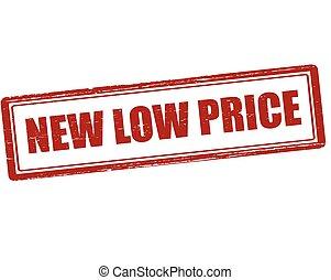 New low price