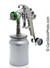 New metal brilliant Spray gun
