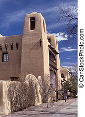 New Mexico's Museum of Fine Arts