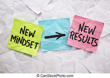 new mindset and results - new mindset and new results ...
