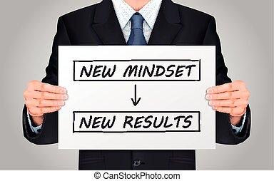 new mindset make new results poster