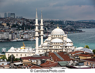 New Mosque in Instanbul - The New Mosque, originally known...