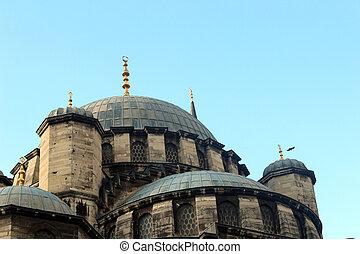 New Mosque , Istanbul, Turkey
