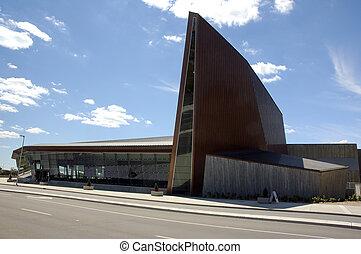 National War Museum, Ottawa - New National War Museum,...