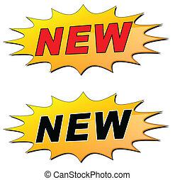 new - New