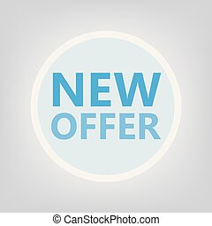 new offer concept